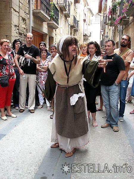 Tierra estella y ciudad de estella navarra - Calle viana valencia ...